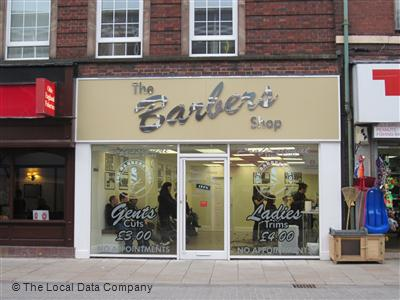 The Barbers Shop Wakefield