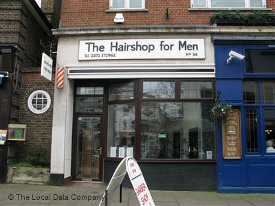 The Hairshop For Men Leatherhead