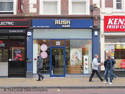 Rush Hair Portsmouth