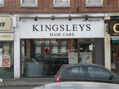 Kingsleys Hair Care Pinner