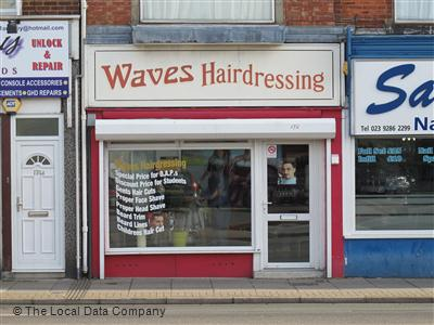 Waves Hairdressing Portsmouth