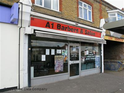 A1 Barbers & Salon Romford