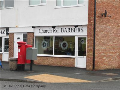 Church Road Barbers Liverpool