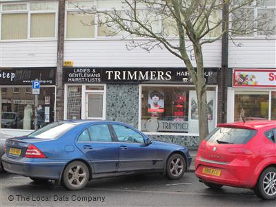 Trimmers Hair Group Liverpool