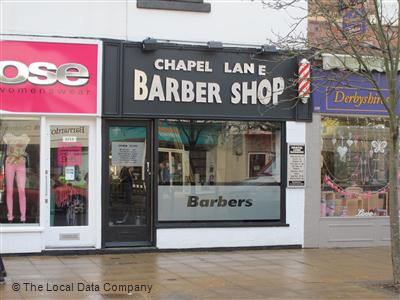Chapel Lane Barber Shop Liverpool