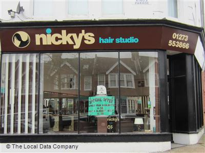 "Nicky""s Hair Studio Brighton"
