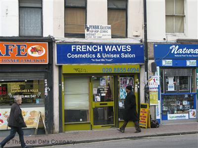 French Waves London