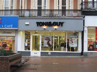 Toni & Guy Bournemouth