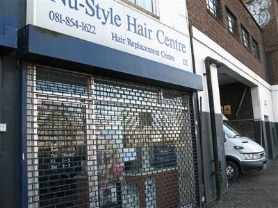 Nu Style Haircentre London