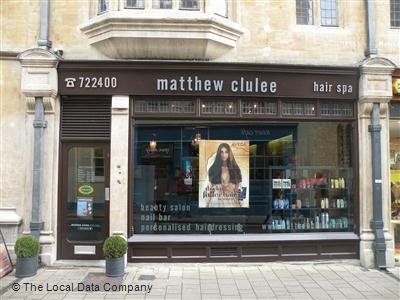 Matthew Clulee Oxford