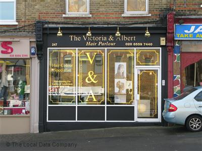 The Victoria & Albert Hair Salon London