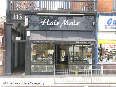 Hair Male London