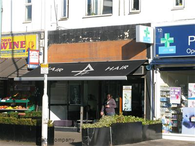 4 X 4 Hairdressers London
