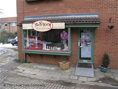The Priory Haircutters North Walsham