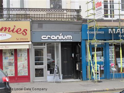 Cranium Male Hairdressing Bournemouth