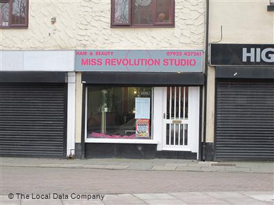 Miss Revolution Studio Warrington