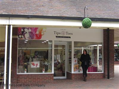 Tips & Toes Haywards Heath