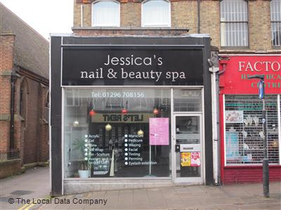 "Jessica""s Nail & Beauty Spa Aylesbury"