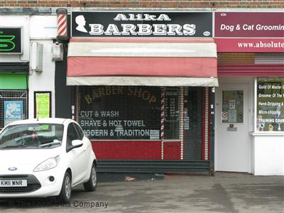 Alika Barbers London