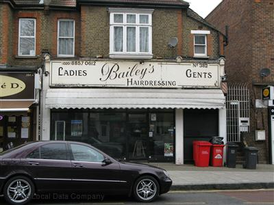 "Bailey""s Hairdressing London"