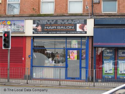 New Image Hair Salon Liverpool