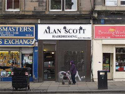 Alan Scott Edinburgh