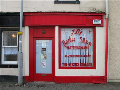 "J.D""s Barber Shop Ayr"
