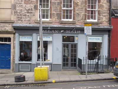 Allan Hair Edinburgh