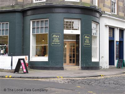 Alex Hair Studio Edinburgh