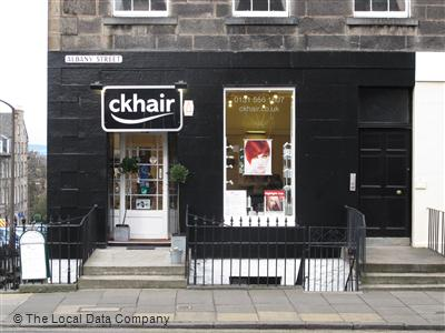 Charles Kivlin Hair Studio Edinburgh