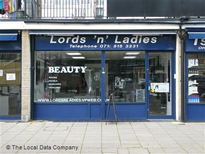 "Lords ""n"" Ladies London"