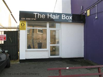 The Hair Box Caerphilly