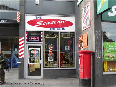 The Station Barbers Newcastle