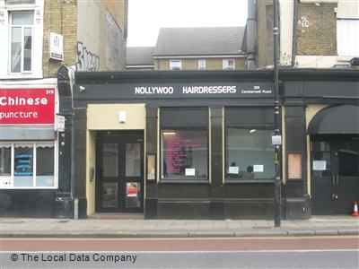 Nollywood Hairdressers London