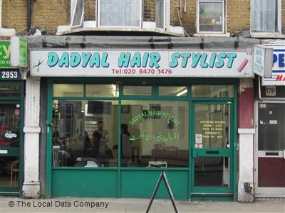 Dadyal Hair Stylist London