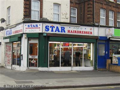 Star Hairdresser London
