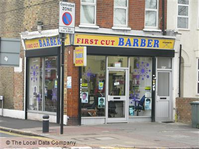 First Cut Barber London