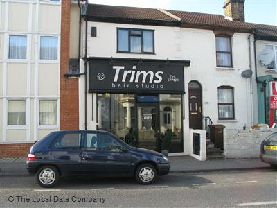 Trims Hair Studio Gillingham