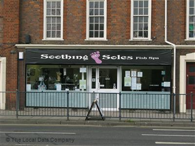 Soothing Soles Hitchin