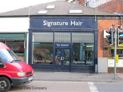 Signature hair Scarborough