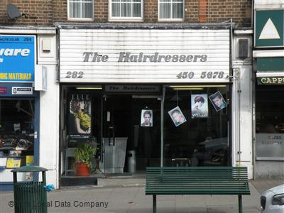 The Hairdressers London