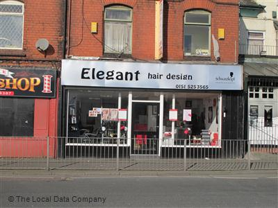 Elegant Hair Design Liverpool