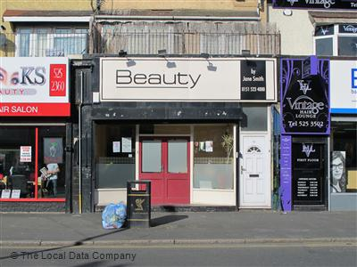 Beauty By Jane Smith Liverpool
