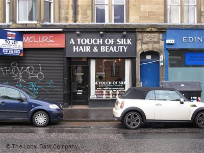 A Touch Of Silk Edinburgh