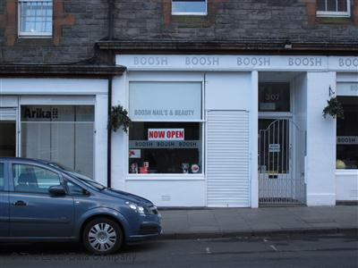 "Boosh Nail""s & Beauty Edinburgh"