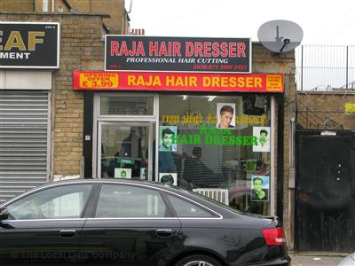 Raja Hairdresser London