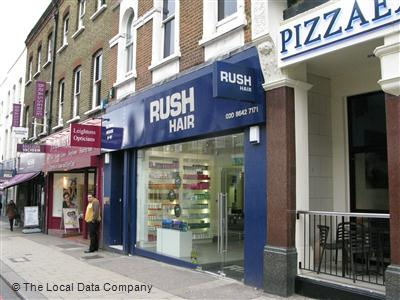 Rush London Sutton