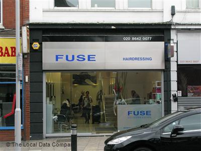Fuse Hairdressing Sutton