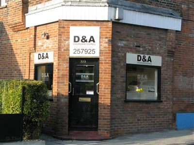 D & A Hairdressing Chelmsford