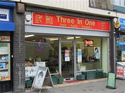 Three In One London